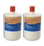 Water Sentinel WSL-1 Refrigerator Filter | LG LT500P Compatible | 2 Pack