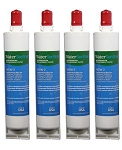 Water Sentinel WSW-2 Refrigerator Filter | Whirlpool 4396510/6508 | 4 Pack