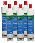 Water Sentinel WSW-2 Refrigerator Filter | Whirlpool 4396510/6508 | 6 Pack