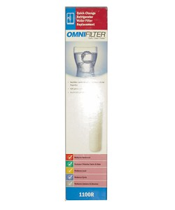 OmniFilter 1100R Quick Change Refrigerator Water Filter Cartridge