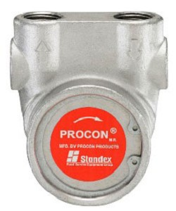 Procon 113A050F31XX 3/8 inch NPT Port Clamp-on 50 GPH NSF Stainless Steel Pump