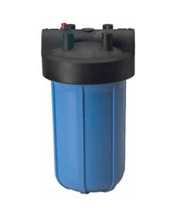 Pentek 150237 Hepp 10 Big Blue Filter Housing with 1 Caps with PR