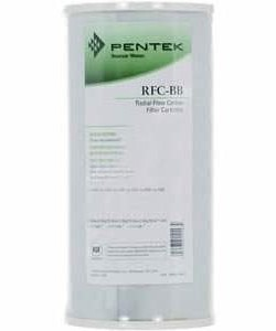 Pentek 155141-43 10 Big Blue RFC-BB. Radial Flow Carbon 25 Micron Filter
