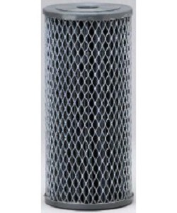 Pentek 155398-43 10 Big Blue NCP-BB Pleated Carbon-Impregnated Polyproplyene Filter