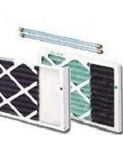 Ultrasun 1RK006 Ultraviolet Lamp and Filter Replacement Kit for SP-20 Air Purifier