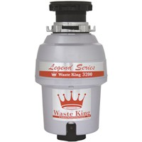 Waste King Legend 3200 - 3/4 Horsepower Disposer (L-3200)
