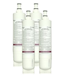 4396508 Whirlpool Refrigerator Water Filter - 4 Pack
