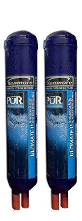 Kenmore 46-9030 Ulitmate II  Refrigerator Water Filter Cartridge - 2 Pack