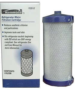 Kenmore 46-9910 Refrigerator Water Filter Cartridge