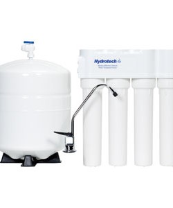 Hydrotech 4VTFC75G 4 Stage 75 GPD Reverse Osmosis System