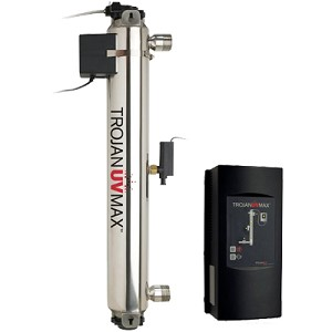 Trojan UV Max H+ Ultraviolet Water Filter