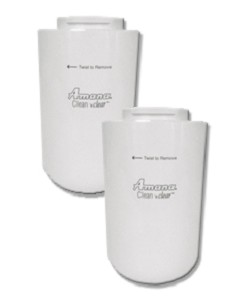 Amana 12527304 Refrigerator Water Filter - Clean 'n Clear WF401 -  2 Pack