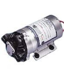 Shurflo 8005-952-480 LFO 24/36VDC Maximum 50GPD 3/8 inch FPT 8000 Series RO Booster Pump