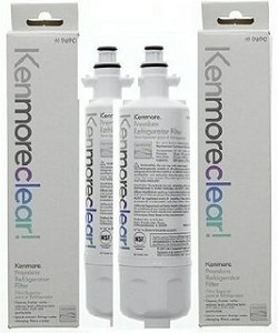 Kenmore 46-9690 Refrigerator Water Filter ADQ36006102 - LT700P Compatible - 2 Pack