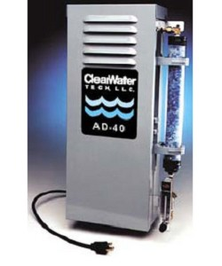 Clearwater AD22 Air Preperation Ozone System