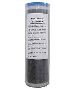 Aries AF-10-4010 Di Mix Bed Cartridge Clear 10 Speciality Filter