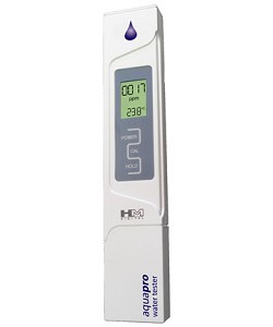 HM Digital AP-1 0-5000 PPM (mg/L) Aquapro Water Quality TDS Tester