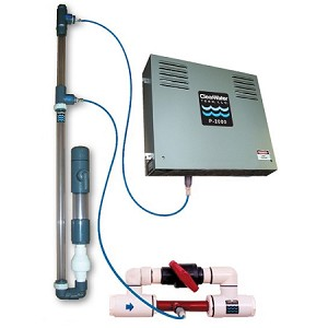 Clearwater APX640 Ozone Generators System