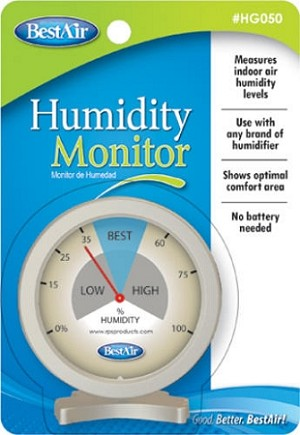 Best Aire Humidity Monitor