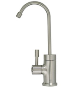 Quick & Hot C340 Crescent Faucet (Satin Nickel Finish)