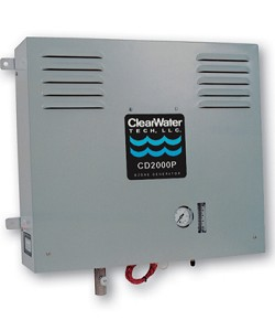 Clearwater CD1080 Ozone Generators System