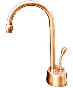 Quick & Hot H710 Coronado Faucet (Hot Only) - Antique Copper Finish