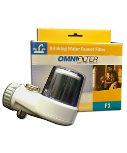 Omni F1 Faucet Water Filter System