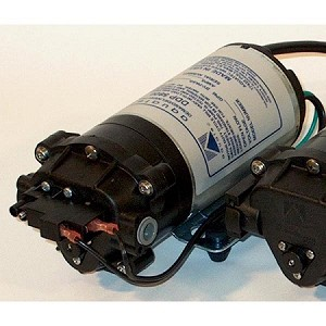 Aquatec F5852-7F12-J604 3/8 inch Delivery Pump 1.4 GPM with Cord