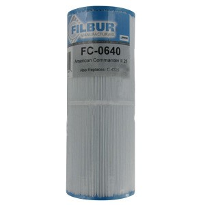 Filbur FC-0640 Pool and Spa Filter
