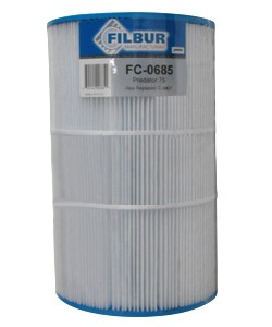 Filbur FC-0685 Pool and Spa Filter