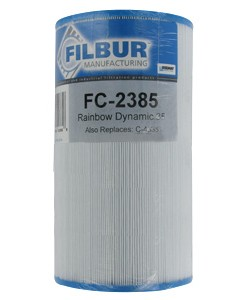 Filbur FC-2385, Rainbow Dynamic 35 Pool & Spa Filter