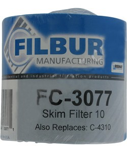 Filbur FC-3077 Pool and Spa Filter