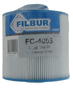 Filbur FC-4005, Doughboy 20 Pool and Spa Filter