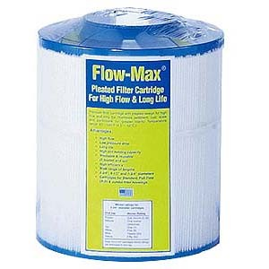 Flow-Max FMHC-40-50EZ 50 µ Synthetic Filter Media Jumbo Filter Cartridge