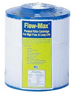 Flow-Max FMHC-40-5EZ 5 µ Synthetic Filter Media Jumbo Filter Cartridge