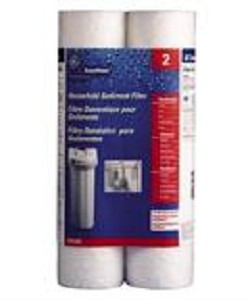 GE FXUSC SmartWater Whole House Filter Replacement Cartridge