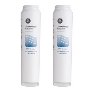 GSWF GE SmartWater Slim Refrigerator Interior Water Filter - 2 Pack
