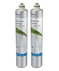 Everpure H-1200 Replacement Water Filter Cartridge EV-928201 - Set of Two