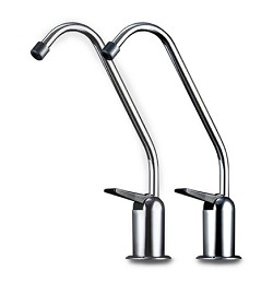 Hydronix LF-BLR-BN  Long Reach Faucet - Brushed Nickel