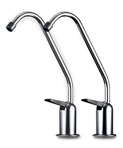 Hydronix LF-BLRAG Long Reach Faucet with Air Gap - Chrome