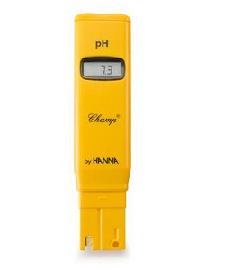Hanna HI98106 0.0-14.0pH Champ Digital Pocket pH Tester