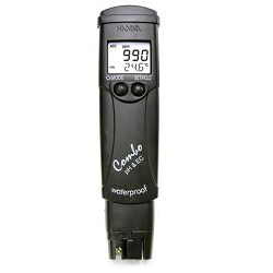 Hanna HI98129 The New Combo pH TDS Conductivity and Temperature Pocket Multi-Purpose Meter