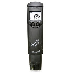 Hanna HI98130 Combo pH EC TDS and Temperature Pocket Multi-Purpose Meter