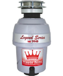 Waste King Legend 9940 - 3/4 Horsepower Disposer (L-9940)
