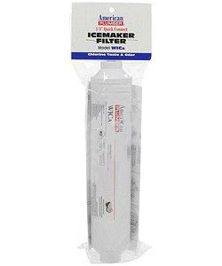 American Plumber WICa 1/4 Quick Connect In-line Icemaker Filter