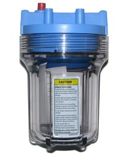Pentek 158110  Clear Filter Housing