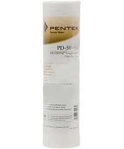Pentek PD-50-934 Polydepth Filter Cartridge