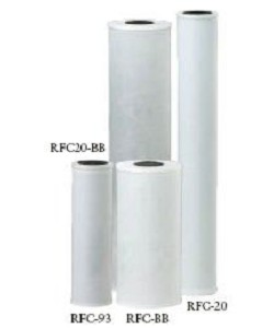 Pentek RFC-20 Radial Flow Carbon Filter