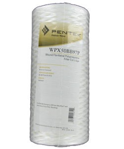 Pentek WPX50BB97P   10 inch Whole House Big Blue Sediment Filter