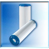 Filtercor PE20X20BB 20 Micron 20 BB Style Pleated Polyester Filter